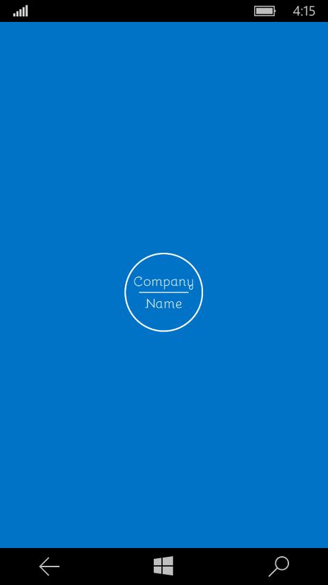 Universal Windows Platform (UWP) App in Xamarin Forms