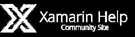 Xamarin Help