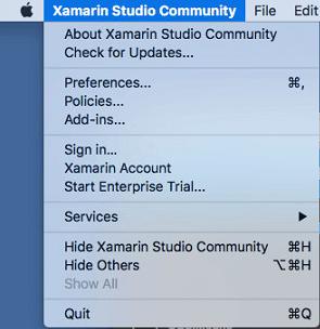 MFractor – Productivity tools for Xamarin Studio