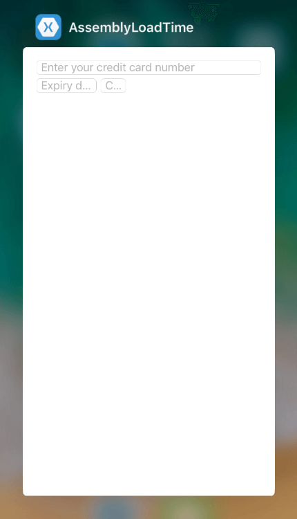 Secure Background Screen Preview in Xamarin - Xamarin Help
