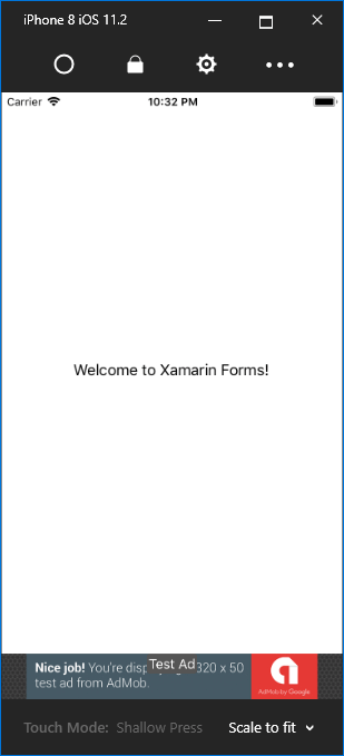 AdMob In Xamarin Forms - Display Google Ads In Your Mobile App